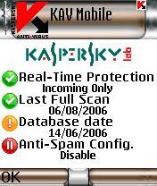 antivirus kaspersky untuk ponsel