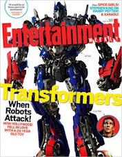 Optimus Prime...Cover Model