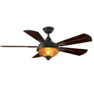 The box house fan installation step one or eliminating one the fan hampton bay 54 inch sauterne in antique umber we picked it up on clearance at the home depot if it looks good in place well get one for the mozeypictures Images