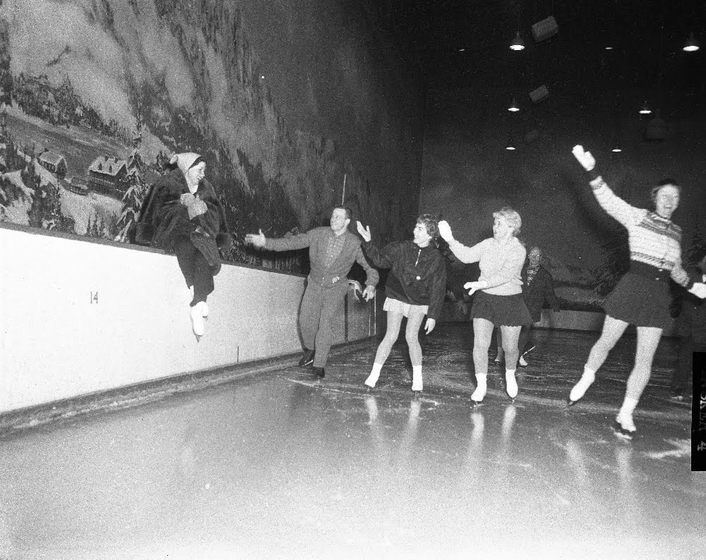 Roller skating rink peoria il - Uptown Chicago History