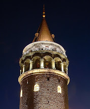 Galata Genovese tower, Istanbul