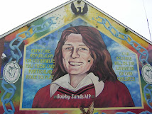 Bobby Sands mural, Belfast