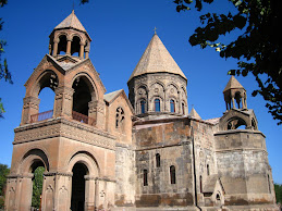 Etchmiadzin, Armenia