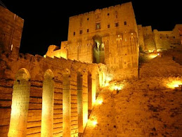 Citadel, Aleppo, Syria