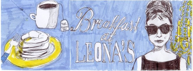 breakfast at leona's