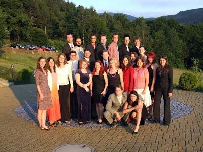 absolventi, lektoři a koučové stáže KAM 2007/2008