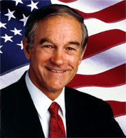 Ron Paul - Republican - Will Not Support The Republican Nominee Because Of Iraq War