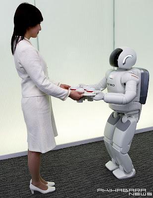 ASIMO - Honda's Robot Experiment Has Evolved Into Running Entity