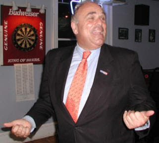 Corrupt PA Gov Ed Rendell Backs Ethically-Challenged Hillary Clinton