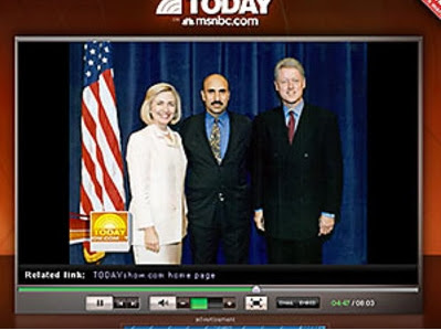 "Hillary Clinton and Tony Rezko Photo - Clinton Called Rezko ""Slumlord"""