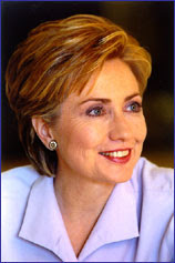 """Hillary Clinton - NeoCon: """"The Surge Is Working"""" As 14 More Americans Die In Irag"""