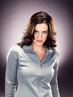 Bionic Woman - Just Saw It; Michelle Ryan's Intense