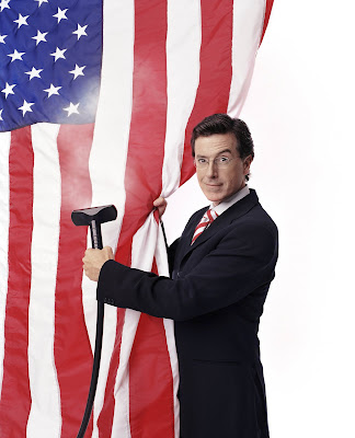 """Stephen Colbert Could Run For President As A """"Write In"""" Candidate"""