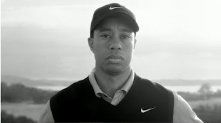 The Masters: Tiger Woods gets emotional on Saturday
