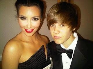 Justin Bieber hits on Kim Kardashian at White House Dinner