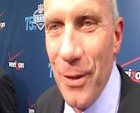 NFL Draft: Joe Montana, Alyssa Milano at NFL Red Carpet