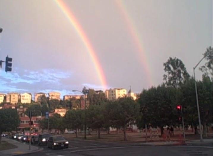 Double Rainbow Cafe Menu