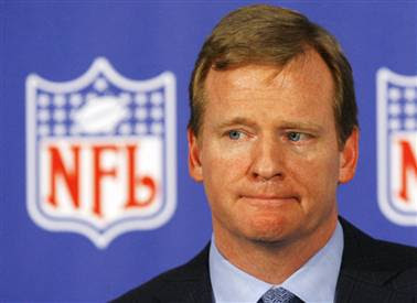 NFL Commissioner Press Conference on Michael Vick - full text