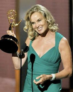 Jessica Lange at Emmys - plastic surgery?