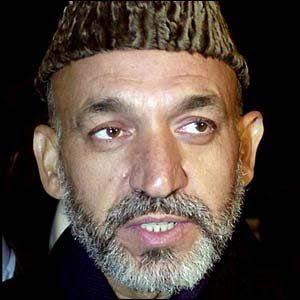 Hamid Karzai declared Afghanistan president; we can't trust him