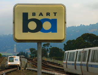 BART Officer breaks window with drunk's face - why?  Take my poll.