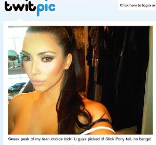 Teen Choice Awards: Kim Kardashian, Megan Fox, Levi Johnston
