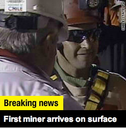 Chilean Miners Rescue Brings World Together
