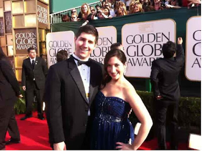 The Social Network's Golden Globe Success Enjoyed By Randi Zuckerberg