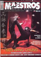 Tapa Revista MAestros
