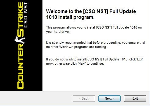 Counter Strike CSO-NST beta 2 2012 Special Patch