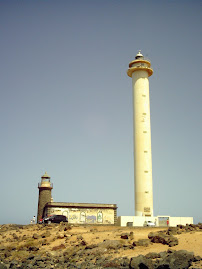 Phare de Pechiguera (Espagne)