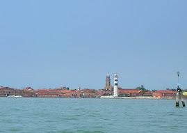 Phare de Murano (Italie)