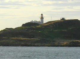 Phare de Fidra Island (cosse)