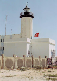 Phare de Zarzis (Tunisie)