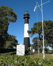 Phare Quequn (Argentine)