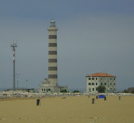 Phare de Jesolo (Italie)