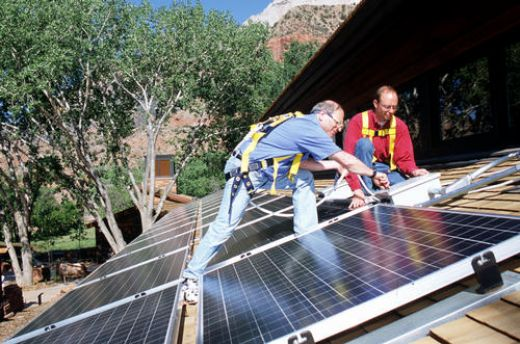 Installing Solar Panel with DIY (DO IT YOURSELF) is not an easy task.