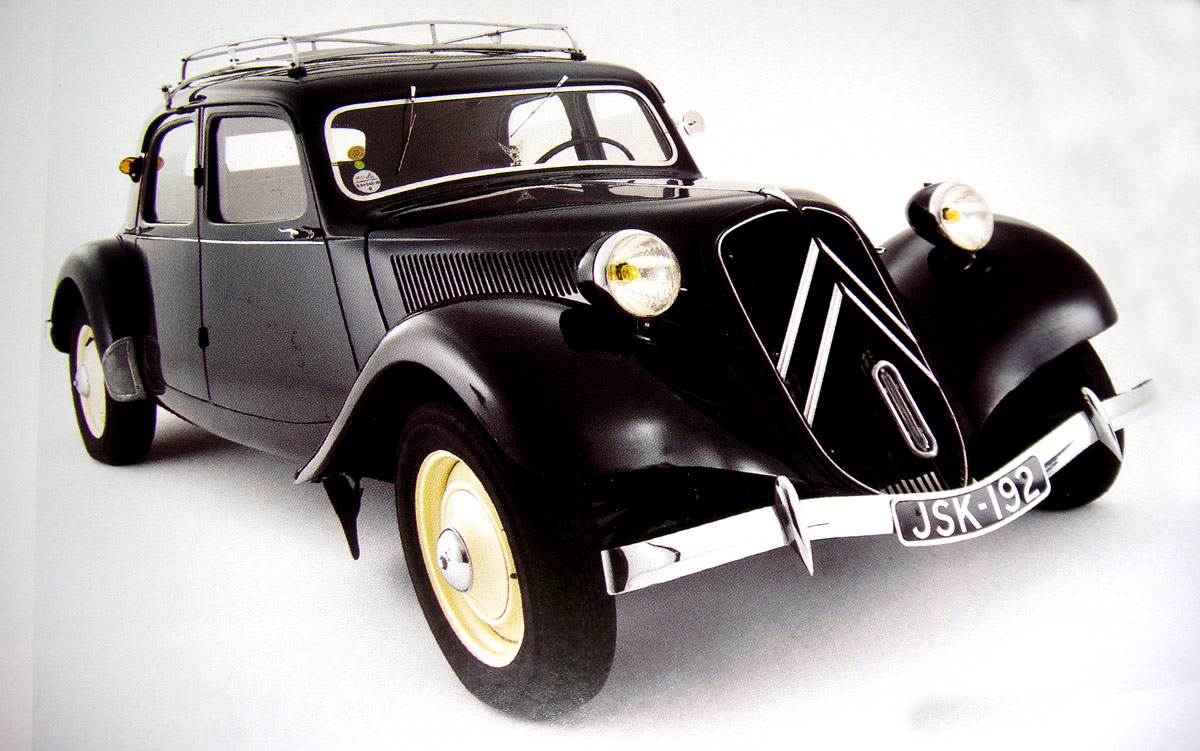gmy dotdrive 1001 citroen traction avant. Black Bedroom Furniture Sets. Home Design Ideas