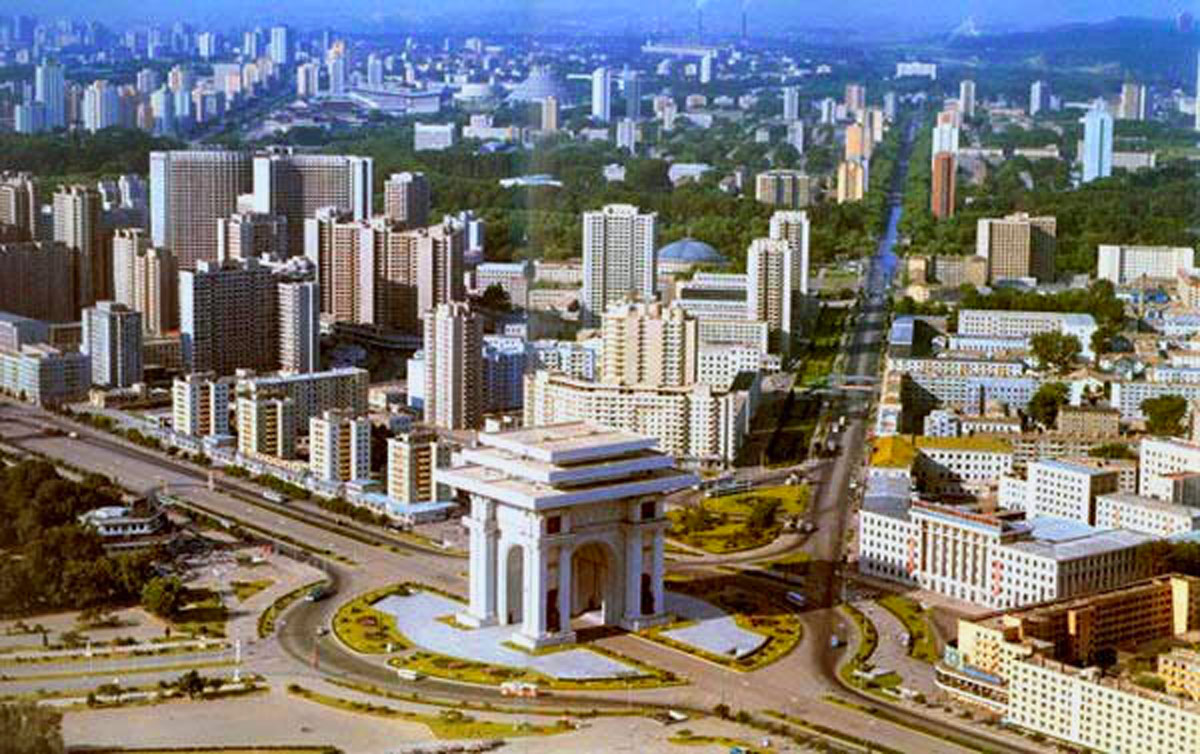 Gmy Gotravel 3838 Pyongyang City North Korea