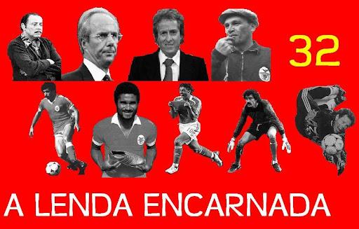 A LENDA ENCARNADA