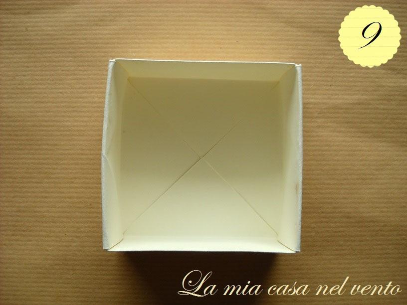 Valentine 39 s day project la confezione origami box for Costruire la mia casa online gratuitamente