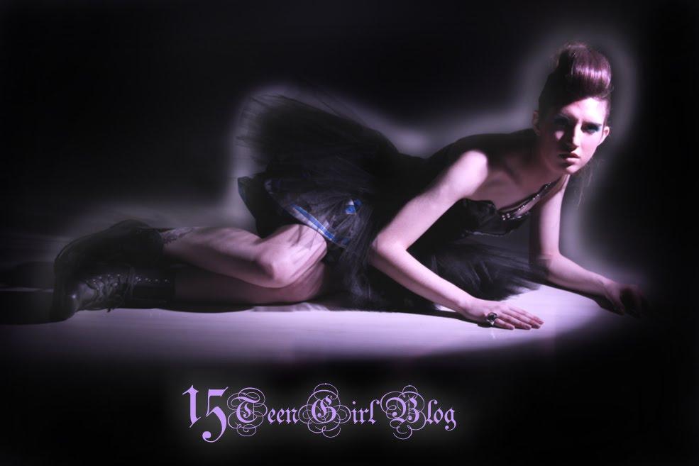 15 Teen Girl