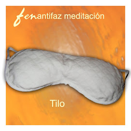 Antifaz meditación