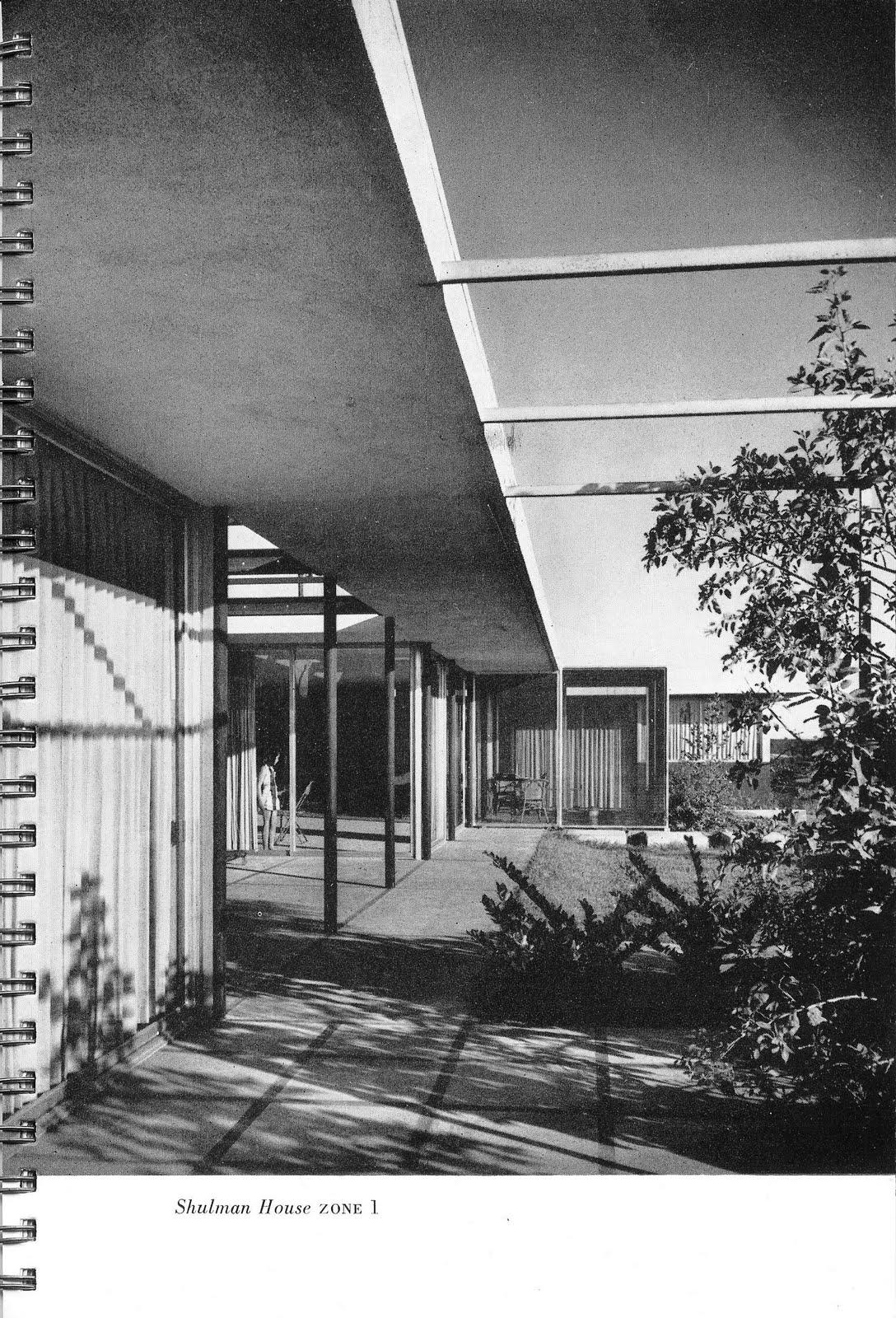 Shulman House   Raphael Soriano by x ray delta one