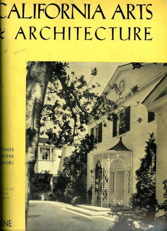southern california architectural history  william krisel and george alexander in hollywood