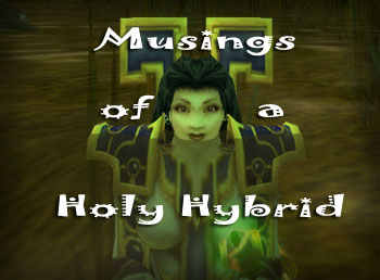 Musings of a Holy Hybrid