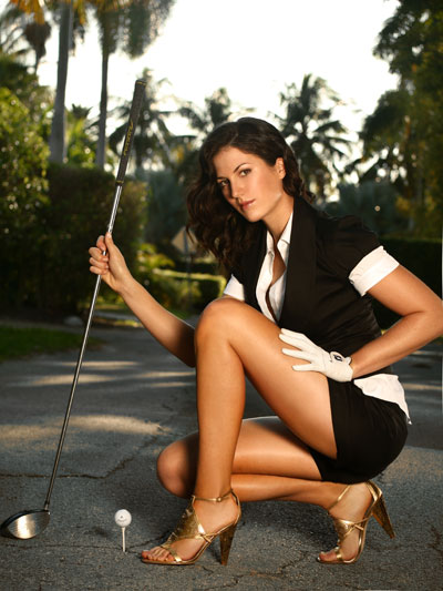 guess sexy golf