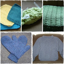 Knitting & Crochet Finishes
