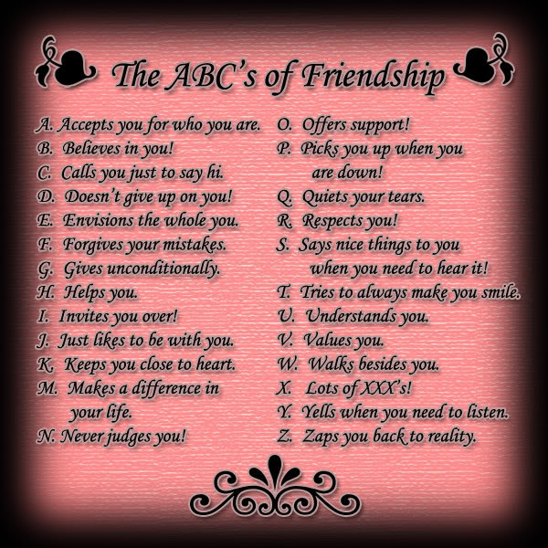 ... . Here are some friendship quotes and pictures for your friends