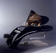 "Luigi Colani-""The Schimmel Grand Piano-Pegasus"""